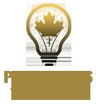Pot lights toronto Logo